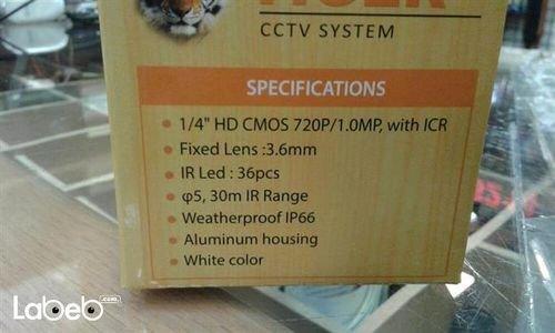 مواصفات كاميرا مراقبة خارجية تايجر T-c02 HD