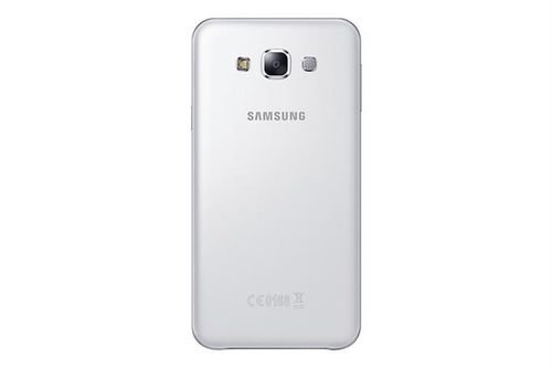 back galaxy E7 16GB White