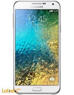 samsung galaxy E7 smartphone - 16GB - 5.5inch - white - SM-E700