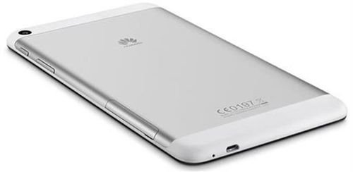 Huawei Mediapad T1 7.0 tablet back 7inch White