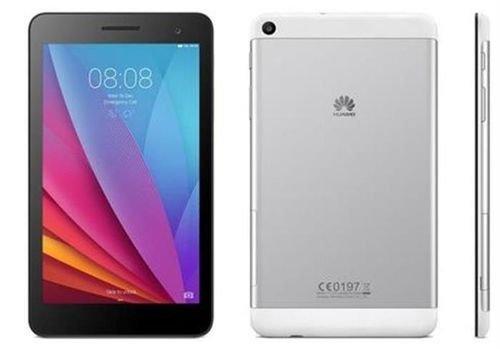 White Huawei Mediapad T1 7.0 tablet Wi-Fi 7inch