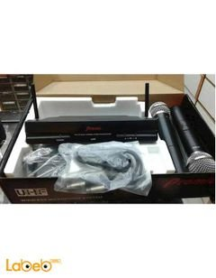 Promic Wireless Microphone System - up to 50m - UHF PU721