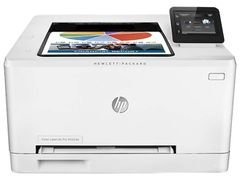 HP colorful laserjet Pro printer - 19 Ppm - WIFI - M252dw