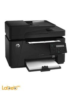 HP Laserjet pro printer - All in one - 21 PPM - M127fn