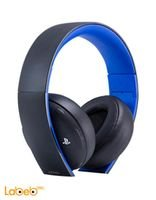 Bluetooth wireless PlayStation Headset with microphone Black