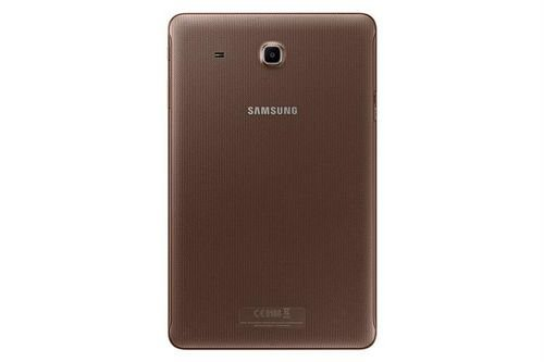 back Gold Samsung Galaxy Tab E 8GB 3G