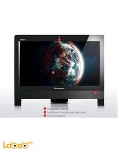 Lenovo ThinkCentre Edge 62z computer - 4GB RAM - 18.5inch - black