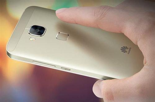 كاميرا موبايل هواوي G8p حجم 13MP لون ذهبي Huawei G8