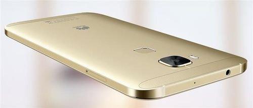 خلفية موبايل هواوي G8 ذهبي Huawei G8