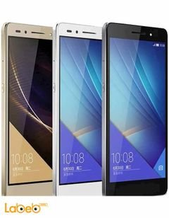 Huawei Honor 7 smartphone - 16GB - 5.2inch - Grey - PLK-LO1
