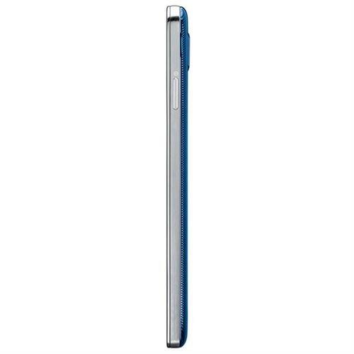 side Blue Samsung Galaxy S4 16GB