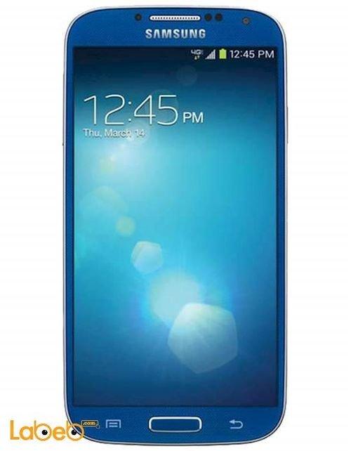 موبايل سامسونج جلاكسي S4 ذاكرة 16 جيجابايت ازرق