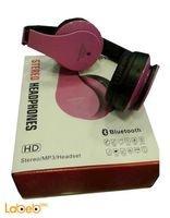Wireles Headphones Pink bluetooth 4.0 P13