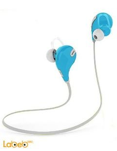 Intex Sport Headset - bluetooth 4.0 - blue color - IT HSBTQY7