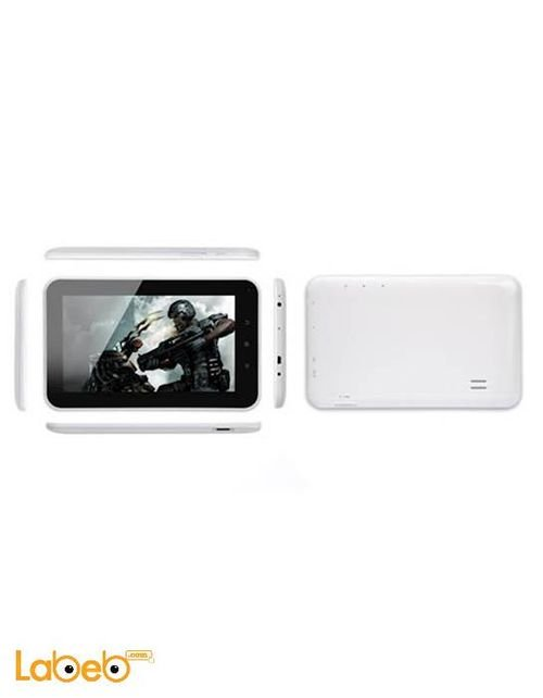 Enet Smart Tablet PC screen 8GB 7 inch white PC 708