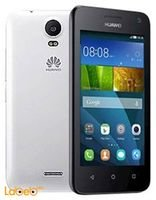 Huawei Y3C smartphone 4GB 4 inch Dual sim White color