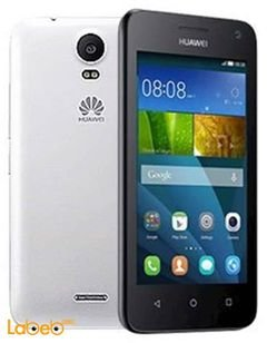 Huawei Y3C smartphone - 4GB - 4inch - Dual sim - White color