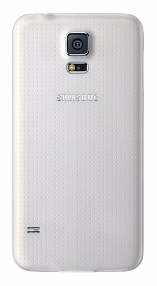 back galaxy s5 16GB white