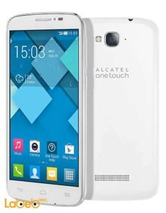 Alcatel Onetouch C7 smartphone - 4GB - 5inch - White - 7041D