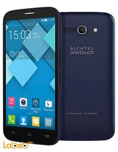 Alcatel onetouch C9 smartphone - 4GB - 5.5inch - 8MP - black