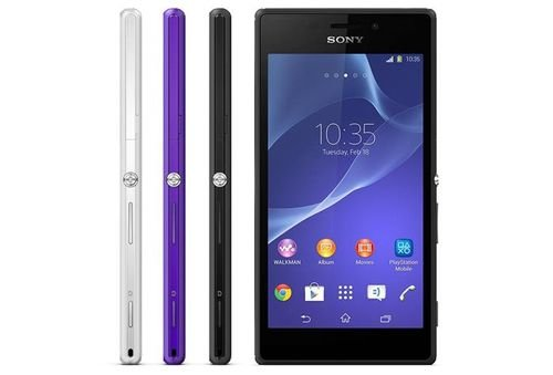 Black Xperia M2 Dual 8GB D2403