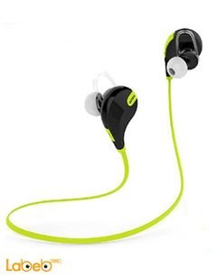 Intex Sport Headset - bluetooth 4.1 - green color - IT HSBTQY7