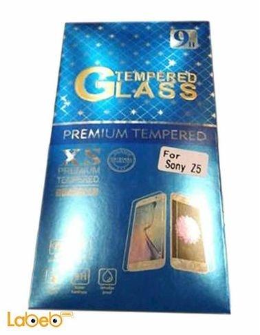 لصقة لحماية شاشة لسوني Z5 ماركة 9H شفاف