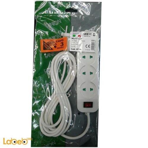 وصلة كهربائية ايطالية فانتون 2500w موديل 40266