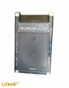 Crony Movement charger Speaker - USB - black - a-10dpi