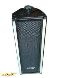 5core PA Speaker system (steel) - 15watt - 100v - model 5C-15T