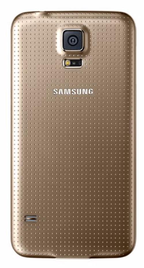 سامسونج جلاكسي S5 ذاكرة 16 جيجابايت 5.1 انش ذهبي