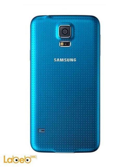 سامسونج جلاكسي S5 ذاكرة 16 جيجابايت لون ازرق