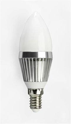 لمبة ال اي دي E14 ماكسل - 4 واط - 180-240 فولت - لون ابيض