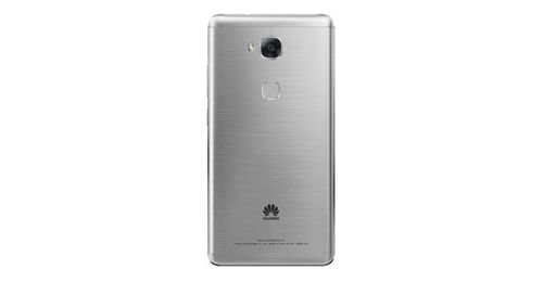 Silver Huawei GR5 smartphone back