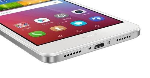 Silver Huawei GR5 smartphone 16GB