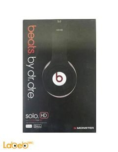 Beats Headphones Solo HD - by dr dre - Black color