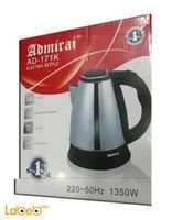 Silver AD-171K Admirai electric kettle