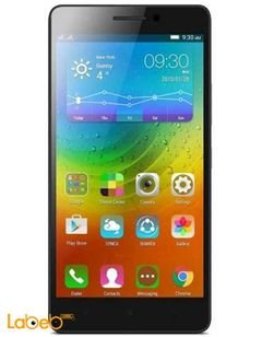 Lenovo A6000 Smartphone - 8GB - 5inch - Dual SIM - Black color