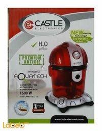 مكناسة كهربائية 1600 واط Castl Electronics