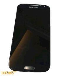 شاشة موبايل لجهاز سامسونج جلاكسي S4 اسود