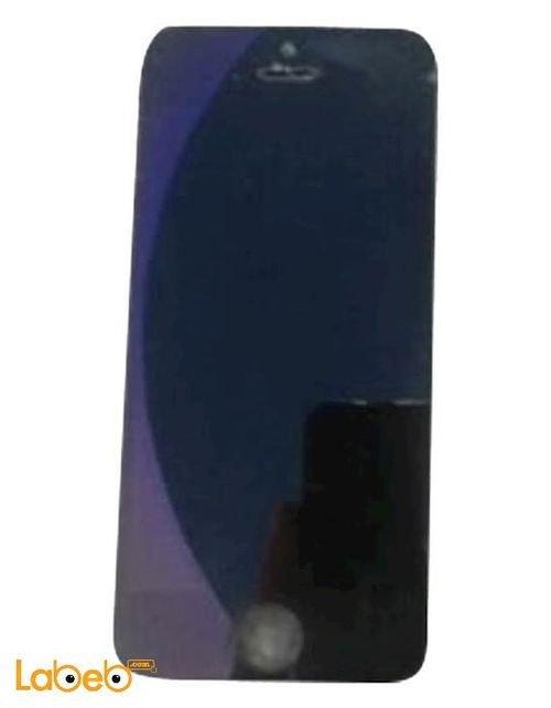 شاشه موبايل لجهاز ايفون 5 5S  اسود شاشة شفافه