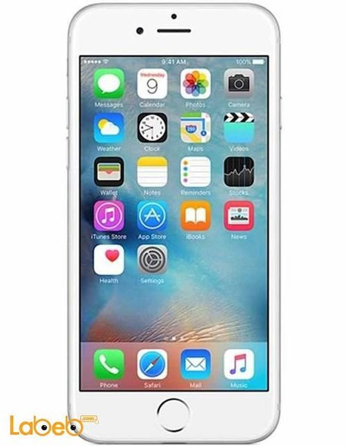Apple iPhone 6 Smartphone 16GB Silver