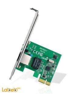 بطاقة شبكة TP-Link - سرعة 1000 ميجابايت بالثانية - TG-3468
