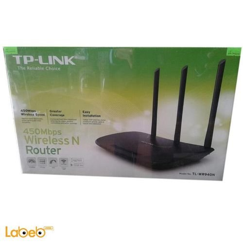 TP-Link 450Mbps Wireless N Router box TL-WR940N
