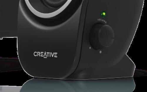 سماعة مكبر صوت كرييتيف للكومبيوتر 2.1 قناة Creative A250