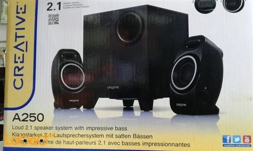 مكبر صوت كرييتيف للكومبيوتر 2.1 قناة A250