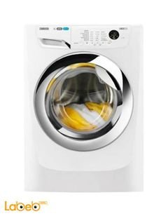 Zanussi Washing Machine - 8Kg - White - ZWF81463WH LINDO 300