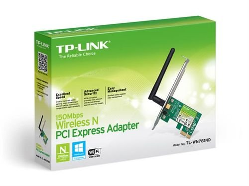 علبة محول TP Link لاسلكي للكمبيوتر TL-WN781ND