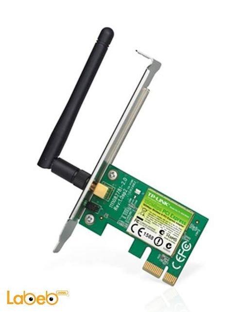 محول TP Link لاسلكي للكمبيوتر 150 ميجابابت/ثانية TL-WN781ND
