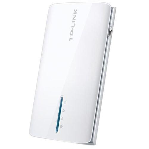 راوتر TP لينك لاسلكي متنقل 3G/4G موديل TL-MR3040
